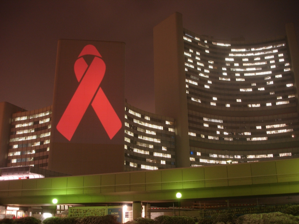 UNAIDS reports slow progress on the 2020 HIV targets