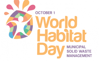 World Habitat Day - 1 October 2018