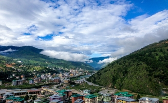 Bhutan's capital is the latest city to join UNISDR's 'Making Cities Resilient' campaign