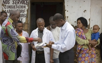 New Ebola drug trial brings hope to the Democratic Republic of Congo