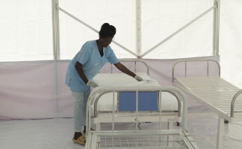 WHO chief says Uganda's Ebola strategy 'will go a long way'